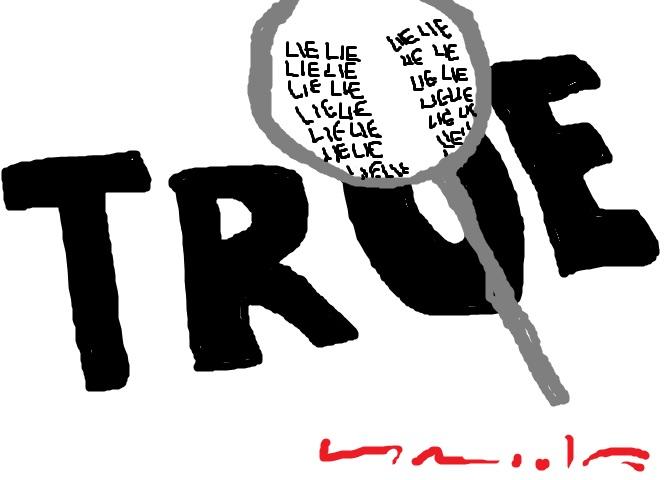 true-lie