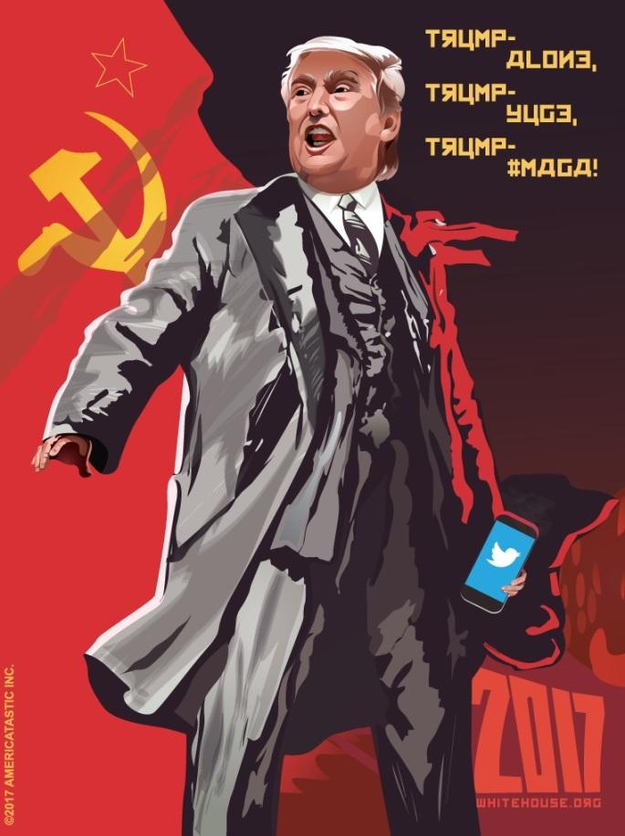 RUSSIAN TRUMP