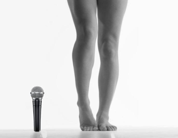 legs & mic
